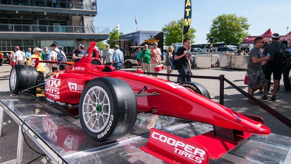 The new Indy Lights car has been revealed, but so far the IndyCar aero kits of Chevrolet and Honda have not been despite the passing of Monday's design freeze date.