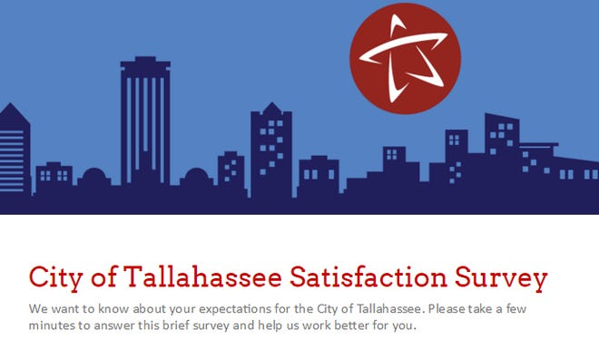 Residents have until the end of May to fill out the city of Tallahassee's Satisfaction Survey.