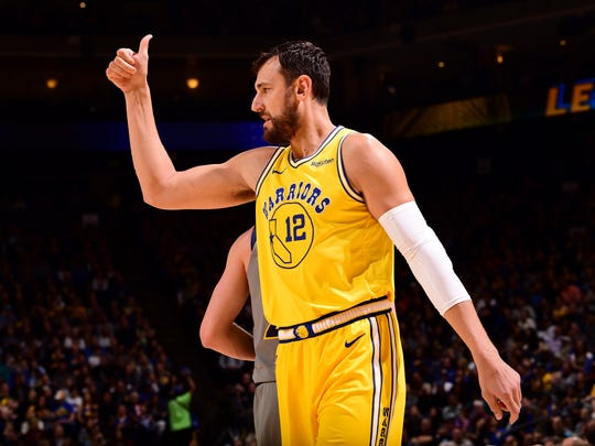 Golden State's Andrew Bogut was drafted No. 1 overall by the Bucks.