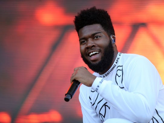 Khalid will be visiting Rawhide on May 11, 2018.
