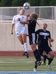 Gull Lake's Maddie Fouts (5).