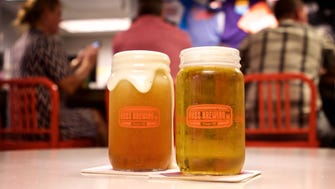 Huss Brewing Co. is known for its Scottsdale Blonde and Husstler Milk Stout beers.