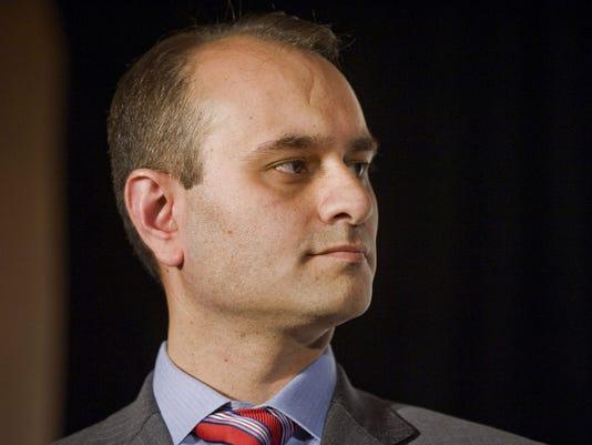Ex-Deputy Treasurer Bribery Scheme