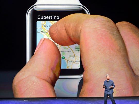 Apple Event 4