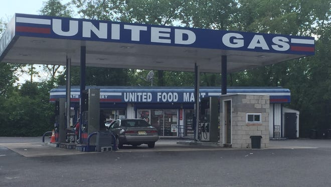Terron Phillips, 19, of Camden was slain while walking home from this River Road convenience store.