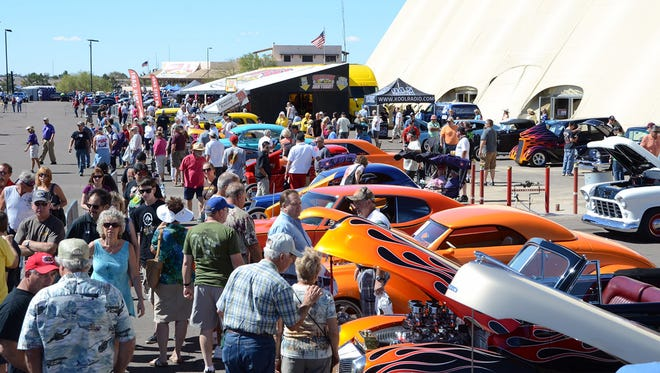 """11/17-19: Goodguys 20th Southwest Nationals 