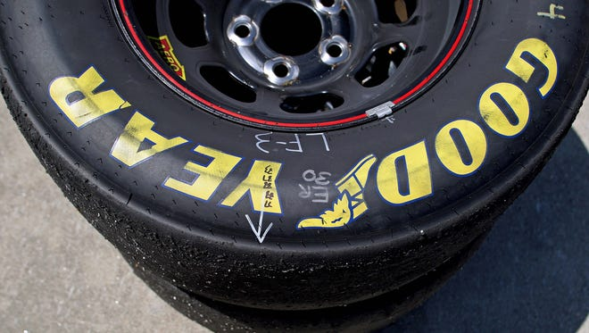 It's all about tire wear at Richmond International Raceway.