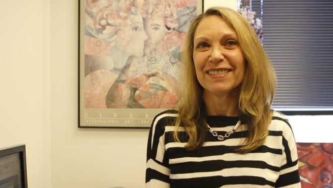 Dr. Barbara Bernstein of the  Mental Health Association of Westchester