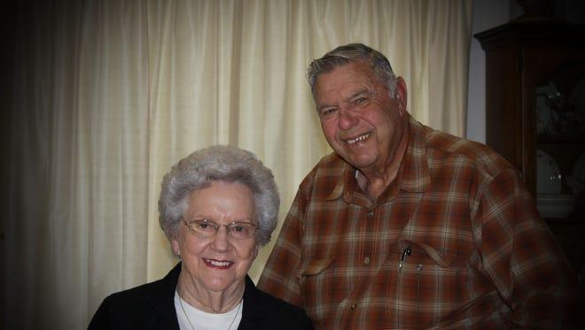 Howard and Doris Odom