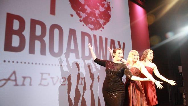 """I Love Broadway"" opens Feb. 3 at the Wayne Theatre/Ross Performing Arts Center in Waynesboro."