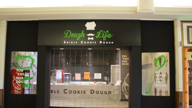 Dough Life is located in the Oakdale Mall in Johnson City.