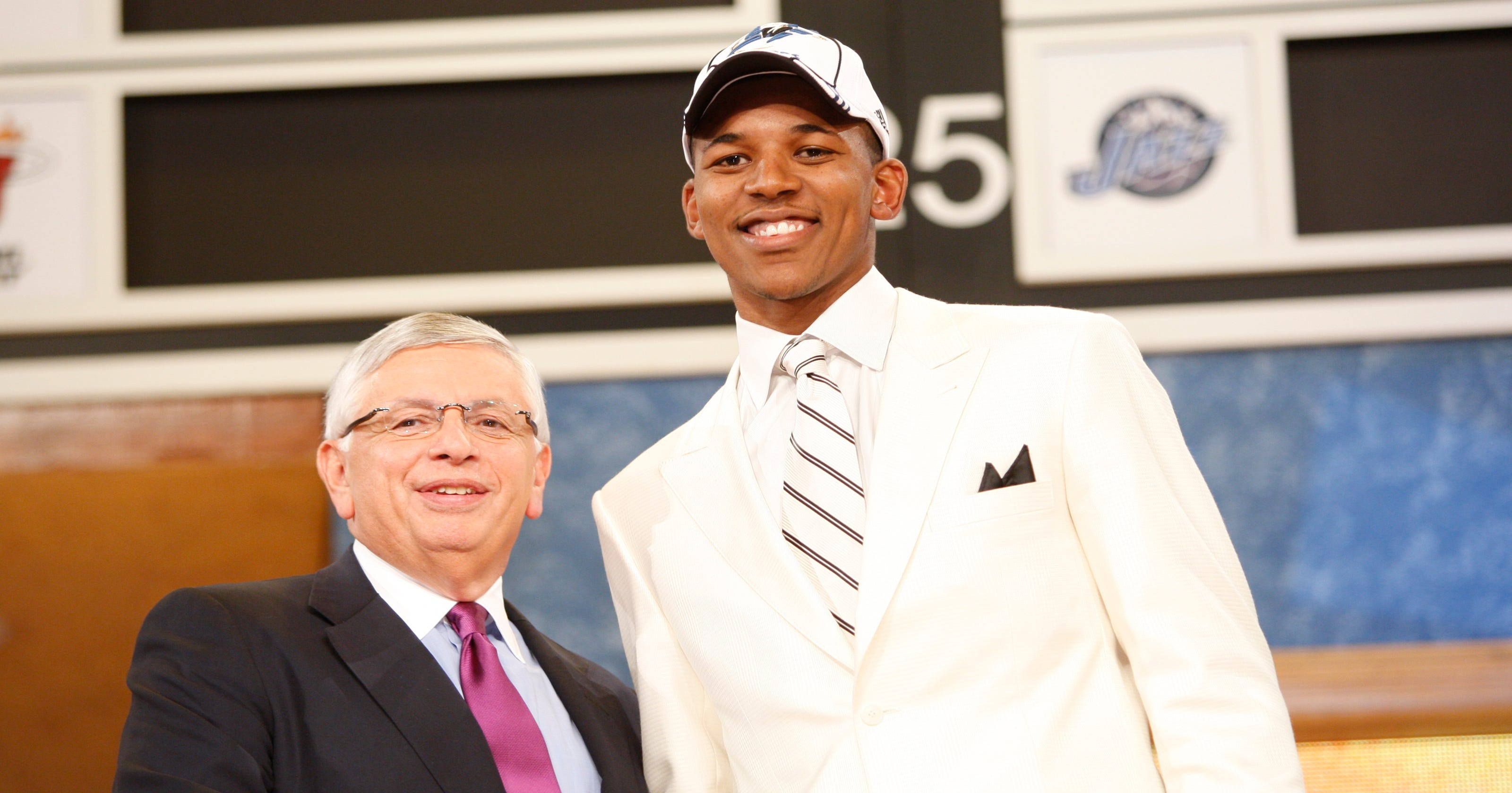 best nba draft suits of the past decade