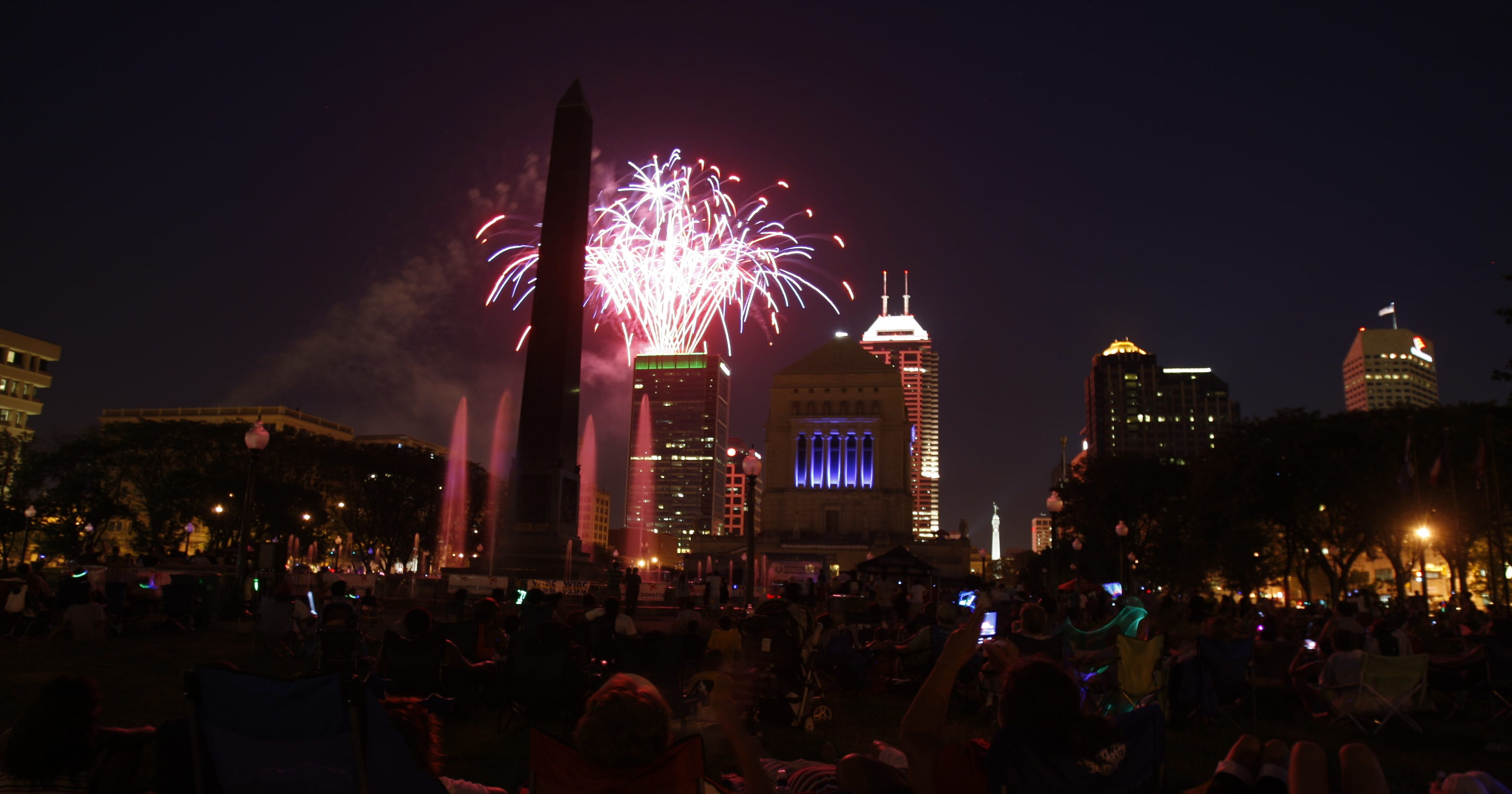 July 4th fireworks 2019: Where to watch near Indianapolis
