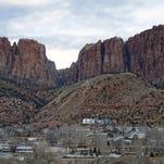 Colorado City in Arizona
