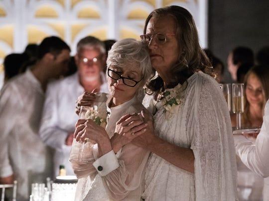 "Emmy-winning ""Transparent"" features Jeffrey Tambor in a transgender role."