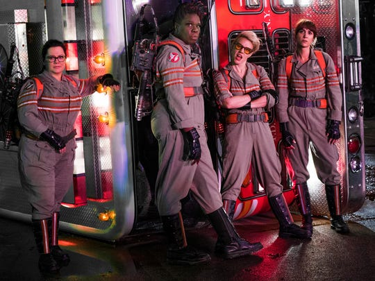 The 'Ghostbusters' are ready to roll: Melissa McCarthy