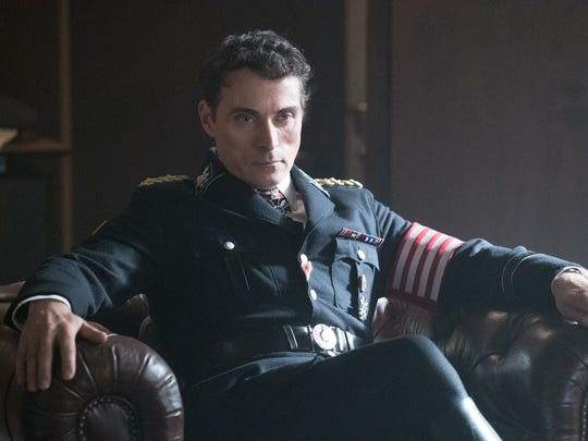 Rufus Sewell on Amazon's 'The Man in the High Castle.'