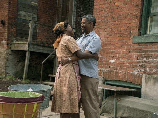 Another fun fact: Both Denzel Washington and Viola