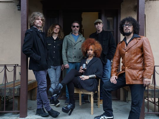 Catch the dancable funk of Orgone, which will play