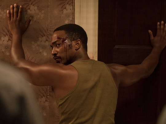 Anthony Mackie plays a Vietnam veteran caught up in