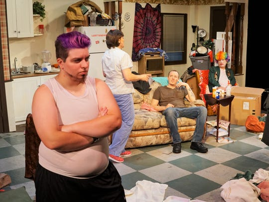 "Springfield Contemporary Theatre's ""Hir"" was a darkly comic dive into the depths of American society."