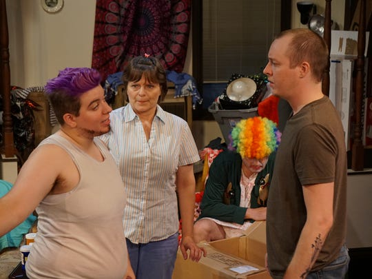 "Springfield Contemporary Theatre's run of ""Hir"" closes with a 2 p.m. show on Aug. 20."