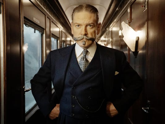 Kenneth Branagh Explains That Murder On The Orient Express Mustache