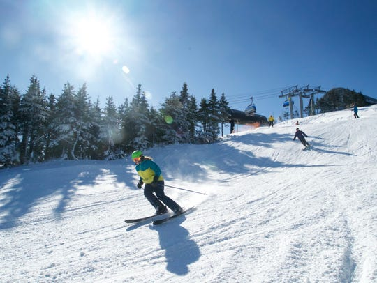 Slopes around North Jersey will soon be opening.
