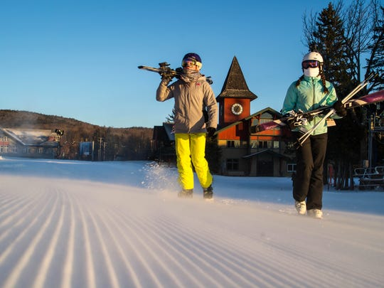 Skiers from around North Jersey can soon hit the slopes.