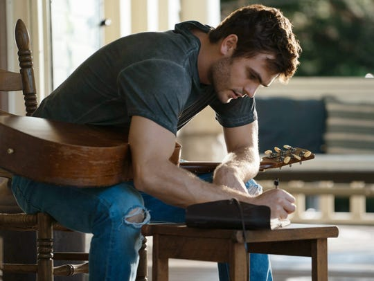 "Alex Roe stars in ""Forever My Girl."""