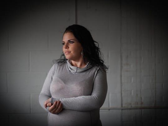 Clorissa, 29, found herself working as a prostitute
