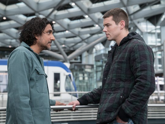 Naveen Andrews as Jonas and Brian J. Smith as Will