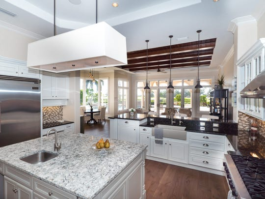 Home once owned by PGA golfer Rocco Mediate up for estate auction through Elite Auctions.