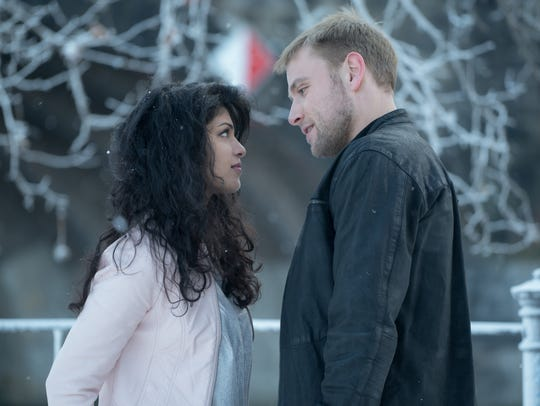 "Netflix's ""Sense8"" returns for a second season."