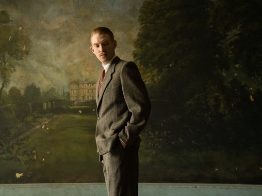 "Domhnall Gleeson stars in ""The LIttle Stranger."""
