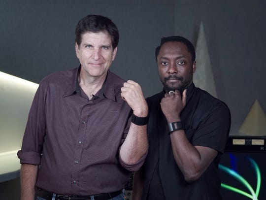 USA TODAY's Jefferson Graham and musician turned tech