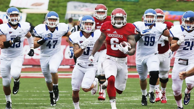 Tevin Coleman is off to the NFL after record-setting numbers in Bloomington.