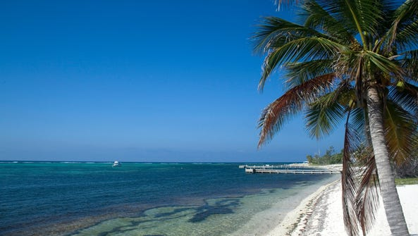 Little Cayman is the smallest of the three Cayman Islands.