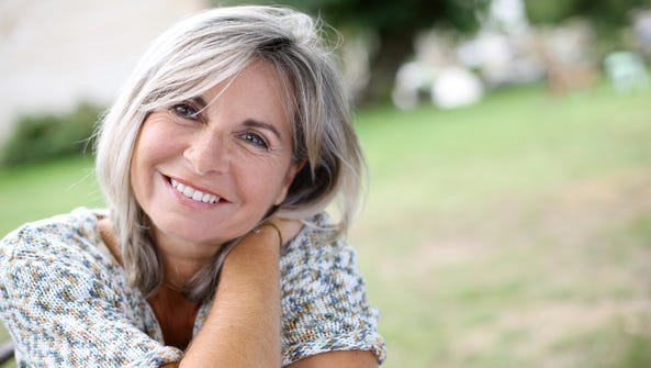 Menopause is a process that every woman will go through