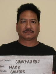 PDN file photo Then-Police Capt. Mark Charfauros, in