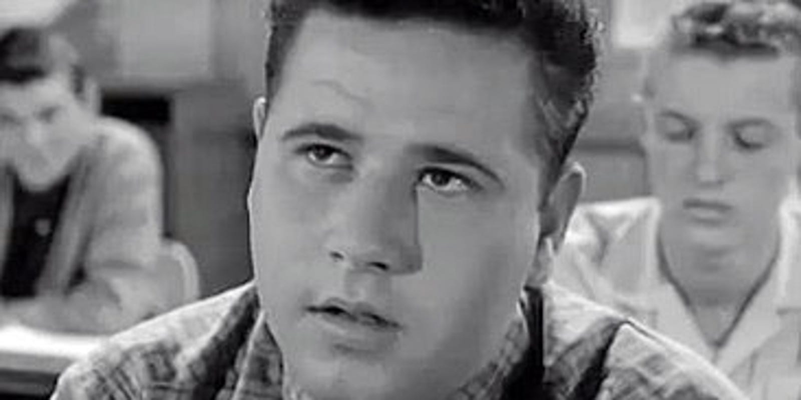 Eddie Haskell Quotes Leave It To Beaver's' Lumpy Rutherford Dies