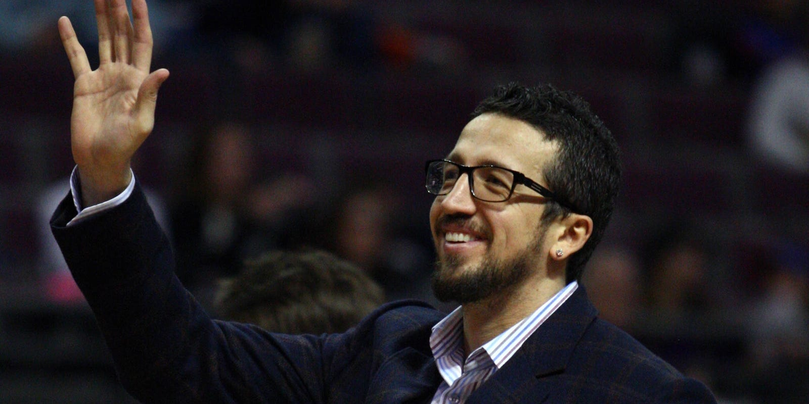 Hedo Turkoglu of Magic suspended for steroid use