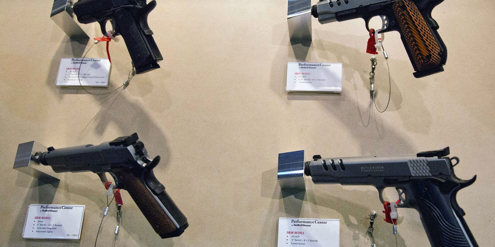 the controversy surrounding the gun control debate The gun-control debate pew research center survey marked the first time in two decades that more americans supported the concept of gun rights than gun control.