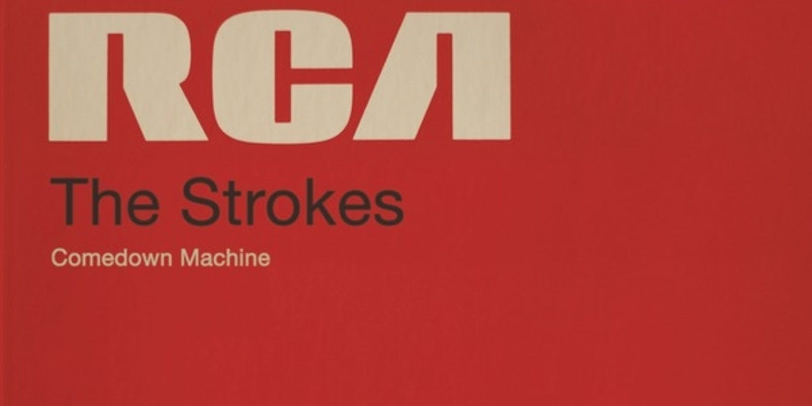 The strokes comedown machine singles dating 1
