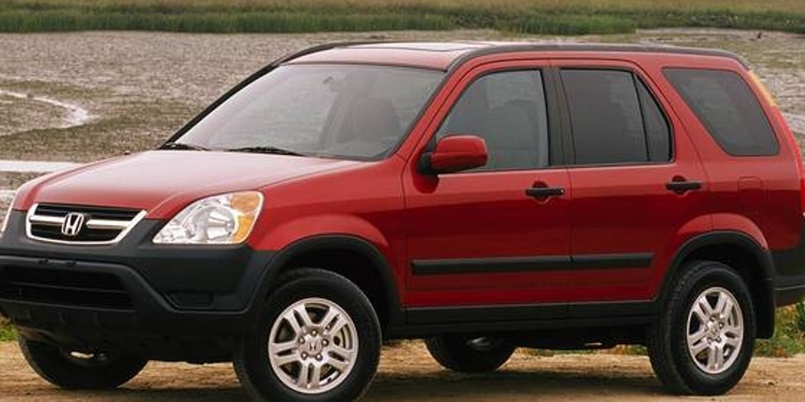 Honda recalls 2002 2006 cr v for fire risk for Honda crv usa