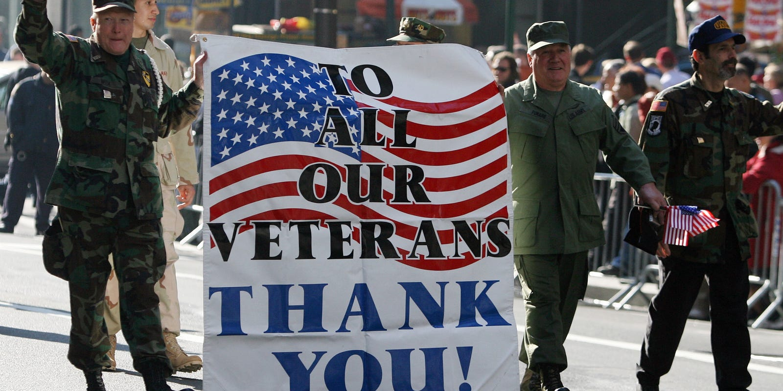 What Restaurants Give Free Food For Veterans