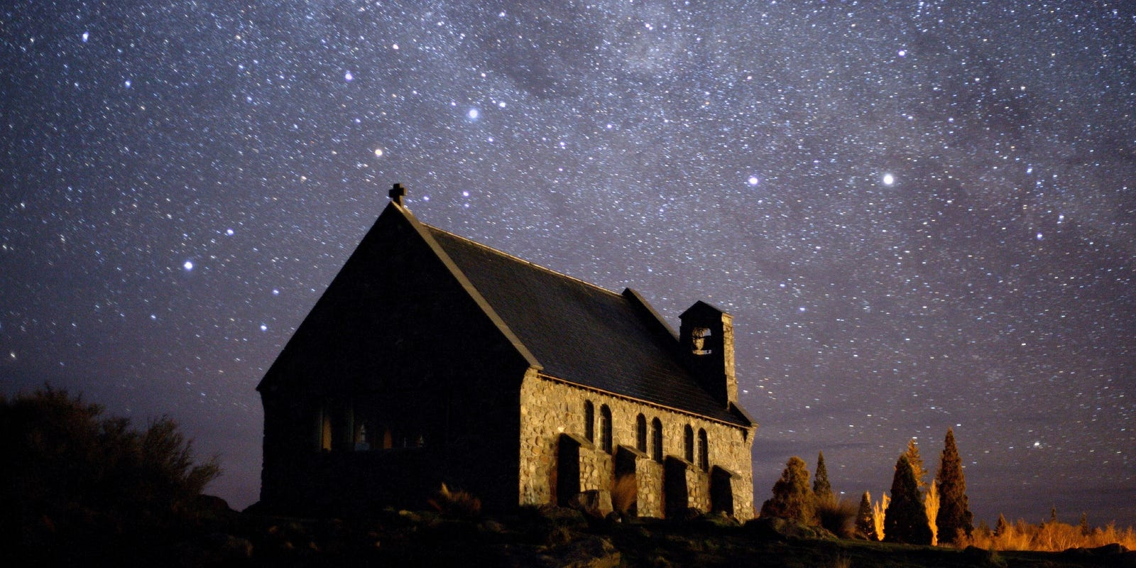 Great Places To Stargaze - The 10 best stargazing spots in the northern hemisphere