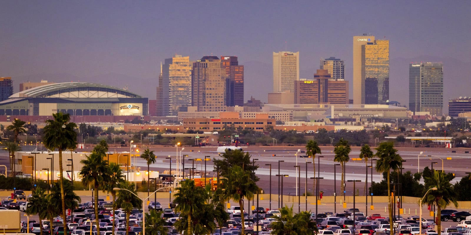 Phoenix sky harbor international airport guide for Today s interiors phoenix