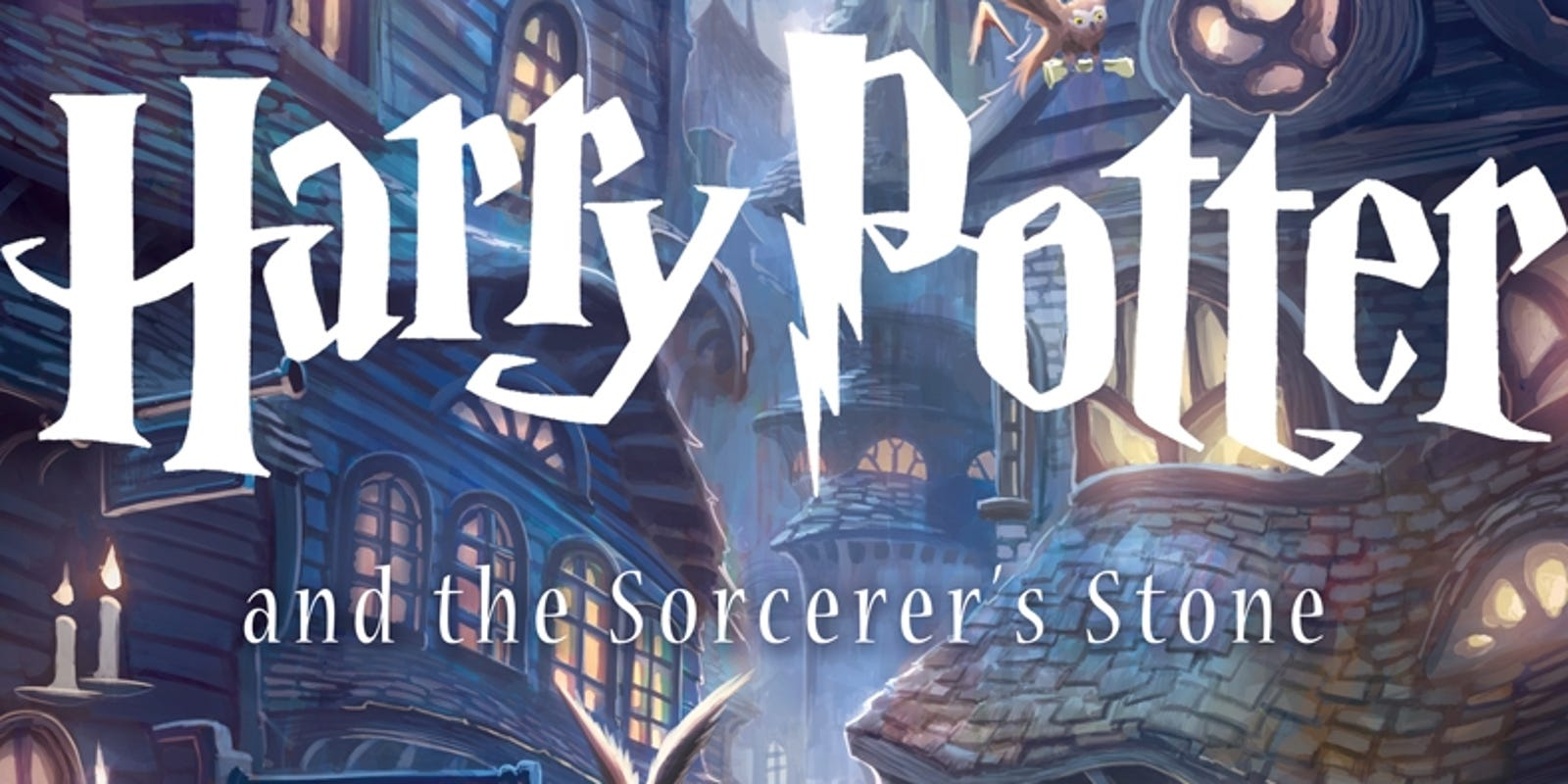 Harry Potter Book Jackets For Sale : Harry potter gets new book covers for th anniversary