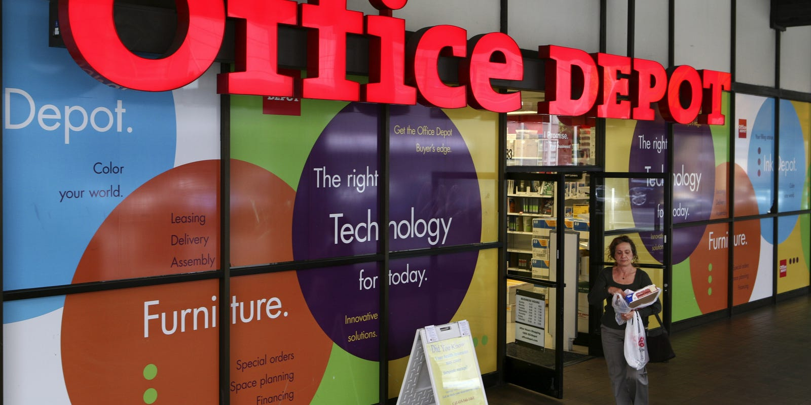 Office depot services register new product - Azcentral Office Depot